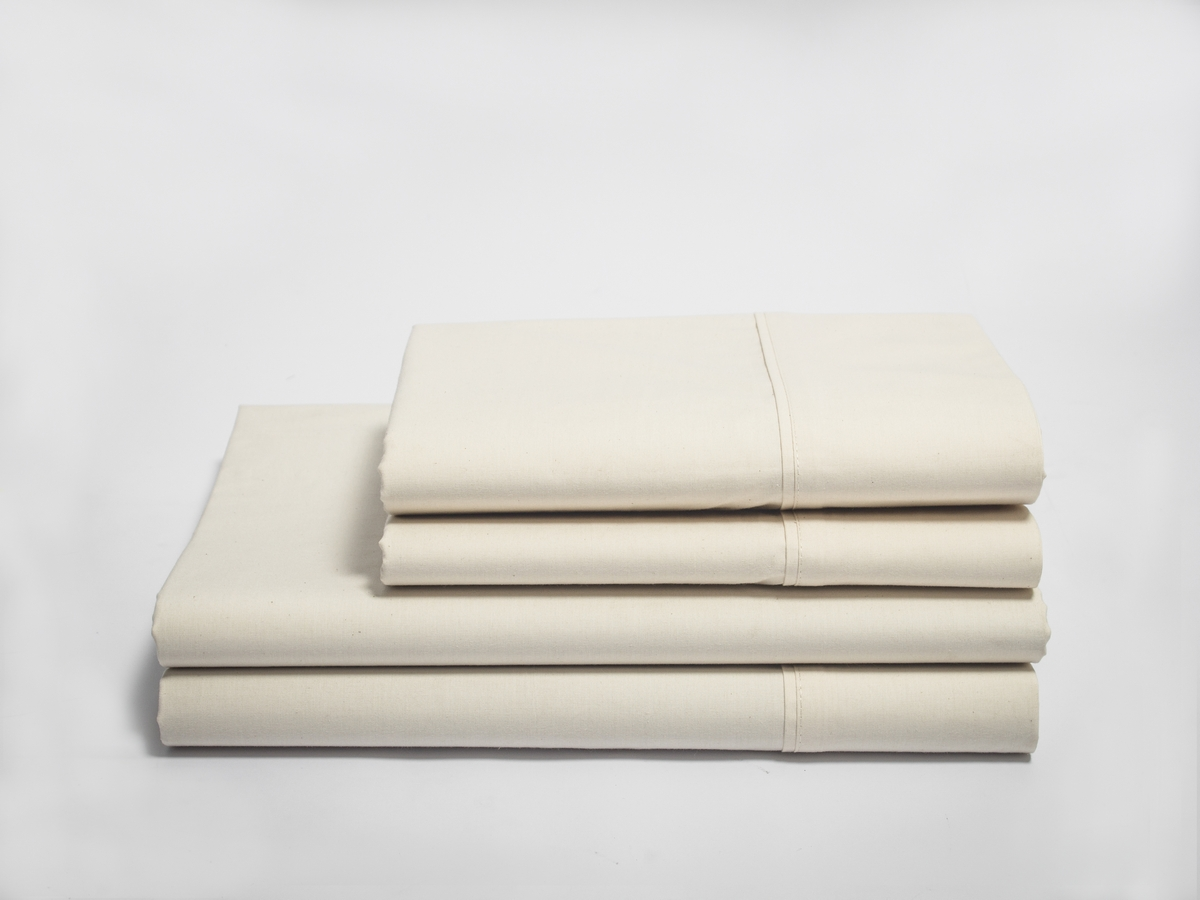 Crease Resistant Organic Sheet Sets